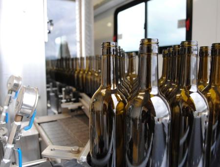 Le Vieux Pin bottling