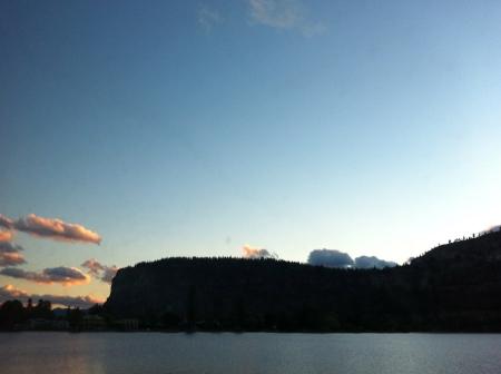 Vaseux Lake