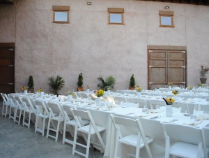 Orofino's 1.6 Mile Dinner with Joy Road Catering